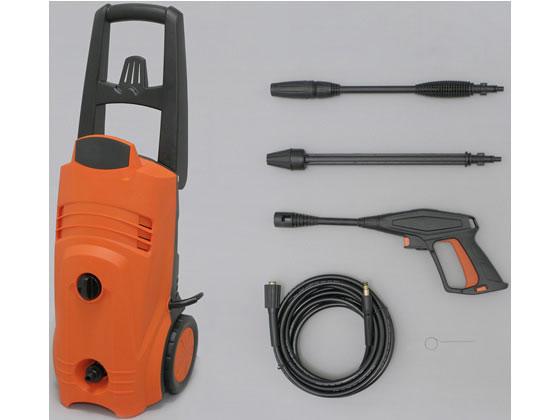 アイリスオーヤマ/高圧洗浄機 オレンジ/FIN-801EHG-D
