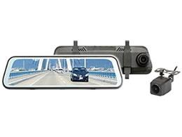 【お取り寄せ】大橋産業/前後録画ドライブレコーダーミラー/5600