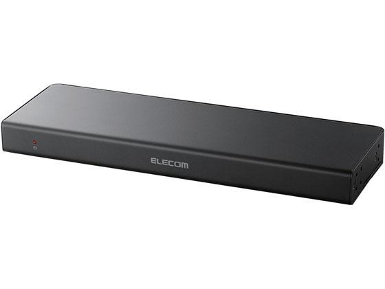 エレコム/HDMI分配器 8出力/VSP-HD18BK