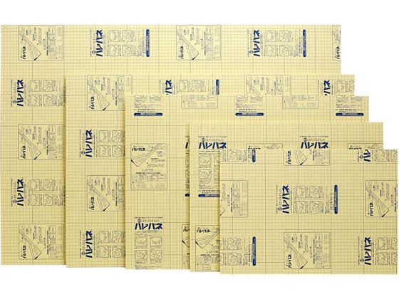 プラチナ/ハレパネ B4判 7mm厚(片面糊付)×80枚/AB4-360