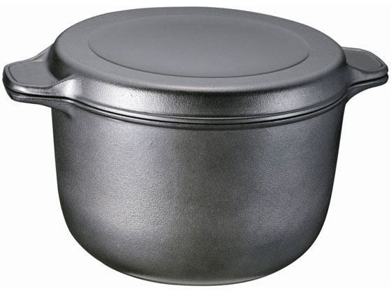 文化軽金属鋳造/味わい鍋 特深鍋22cm ガス用