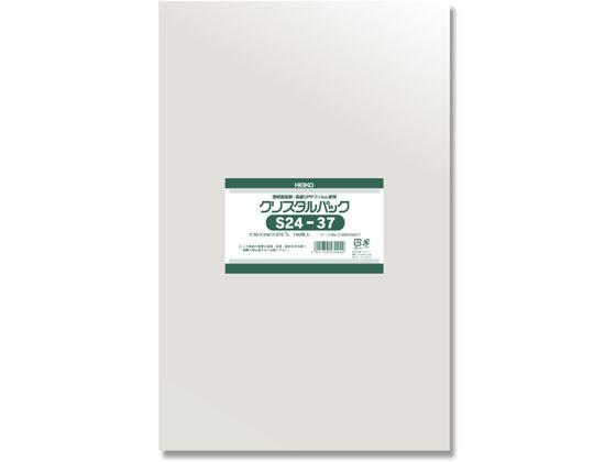 ヘイコー/クリスタルパックS 24-37 100枚×10袋