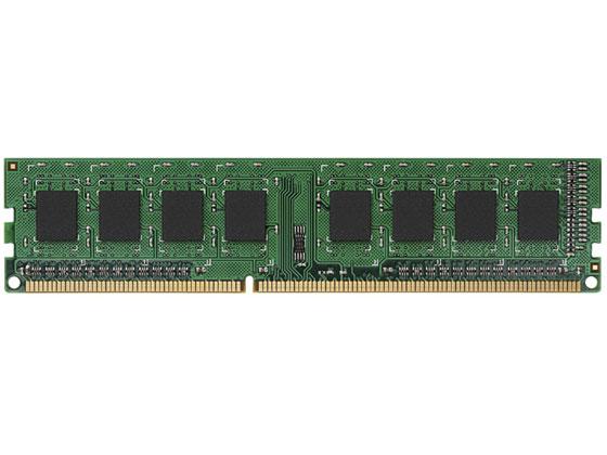 エレコム/メモリモジュール DDR3-1600 240pin 8GB/EV1600-8G/RO