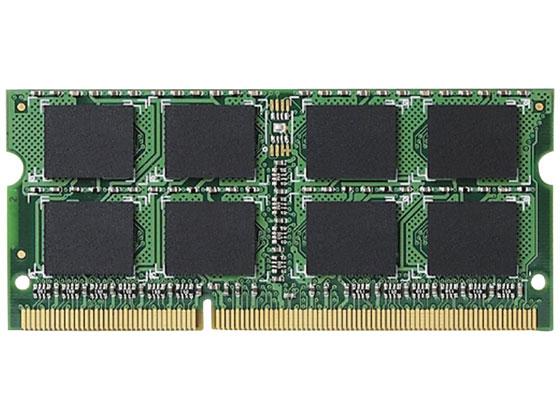 エレコム/メモリモジュール DDR3-1600 204pin 8GB/EV1600-N8G/RO