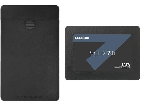 エレコム/2.5インチ SerialATA接続内蔵SSD 960GB/ESD-IB0960G