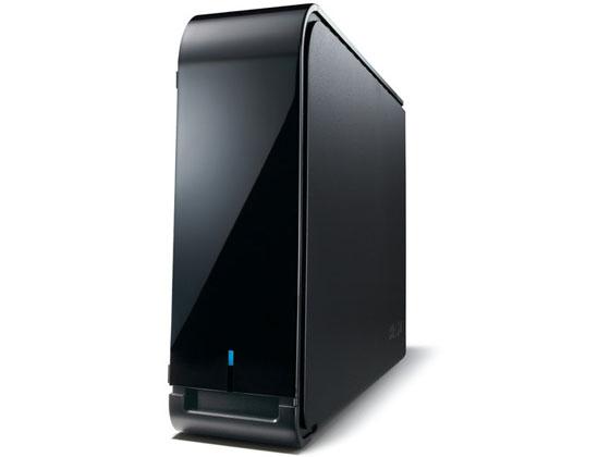バッファロー/ハードウェア暗号 USB3.0 外付HDD 3TB/HD-LX3.0U3D