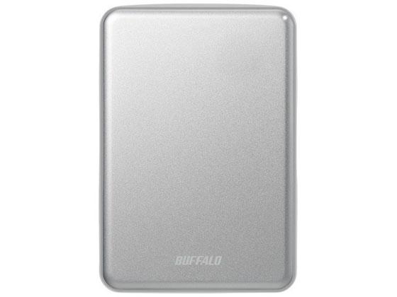 バッファロー/USB3.1アルミ&薄型HDD2TBシルバー/HD-PUS2.0U3-SVD