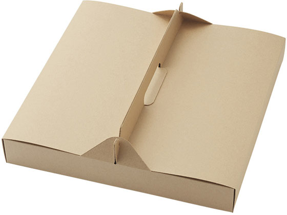 シモジマ/ネオクラフト キャリーピザBOX M 10枚×6袋