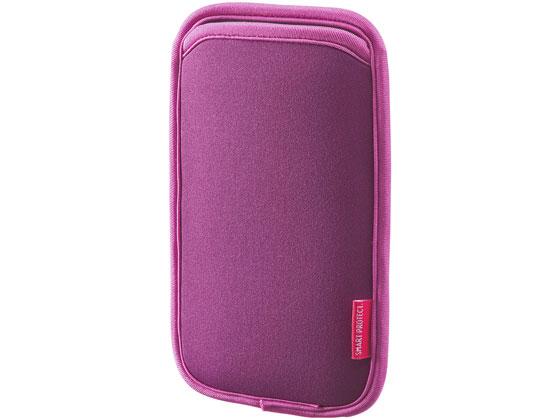 納期約4日 税込3000円以上で送料無料 新色 サンワサプライ マルチスマートフォンケース ピンク PDA-SPC15P メーカー在庫限り品 5.5インチ用