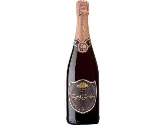 お取り寄せ 税込5000円以上で送料無料 三国ワイン 早割クーポン ロジャーグラート 750ml カバ ブリュット ブランド買うならブランドオフ ロゼ