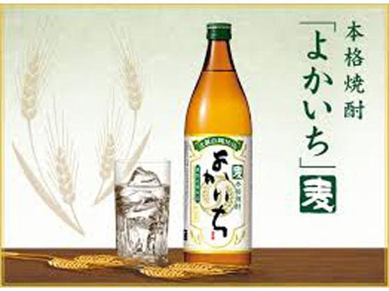 お取り寄せ 税込5000円以上で送料無料 京都 宝酒造 マーケット 25度 高級な 900ml よかいち 麦焼酎