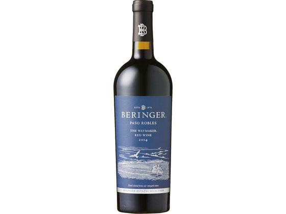 お取り寄せ 税込5000円以上で送料無料 オンラインショップ サッポロビール ベリンジャー パソ レッド ウェイメーカー 高級 ロブレス ワイン