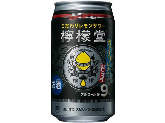 税込5000円以上で送料無料 コカ コーラ 350ml缶 低価格化 カミソリレモン 安心と信頼 檸檬堂