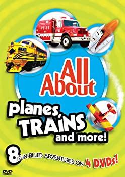 【感謝価格】 【】All About Planes Trains & More [DVD], タツノマチ 1a89486c
