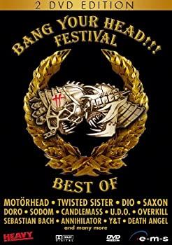 中古 Best of Bang Your DVD メーカー直売 Import 優先配送 Festival Head