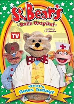 中古 日本 St Bear's Dolls Hospital: Today What's DVD 定番キャンバス News
