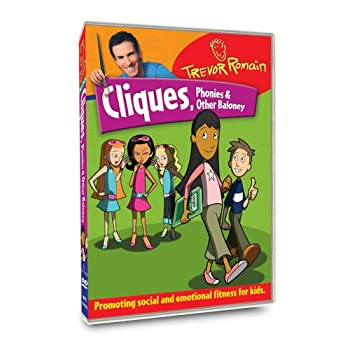 中古 直営ストア Trevor Romain: ラッピング無料 Cliques Phonies Import Other Baloney DVD