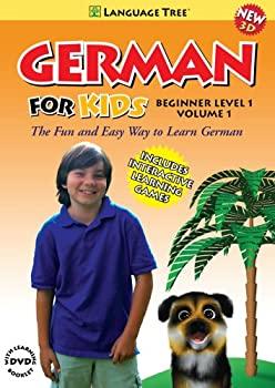 中古 お値打ち価格で German for Kids 1: DVD Level Beginners 1 直営ストア