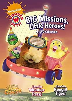 【中古】Big Missions Little Heroes: 3 DVD Collection [Import]