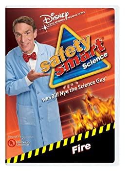 中古 Safety Smart 爆売り Science 公式通販 With Fire DVD Bill Nye: Import