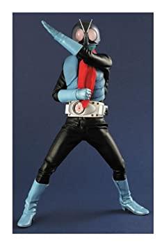 【中古】RAH リアルアクションヒーローズ 仮面ライダー 旧1号 Ver 2 1971Ver  1/6スケール ABS&ATBC-PVC製 塗装済み可動フィギュア
