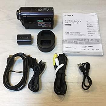 訳あり 中古 ソニー 買取 SONY HDビデオカメラ ボルドーブラウン HDR-CX590V Handycam