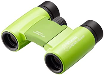 【中古】ビクセン(Vixen) 双眼鏡 アリーナHシリーズ アリーナH8×21WP グリーン 13504-2