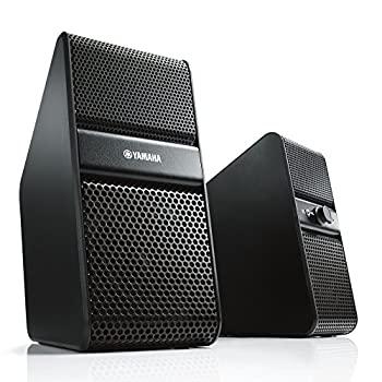 中古 ヤマハ パワードスピーカー NX-50 高価値 左右1組 新作からSALEアイテム等お得な商品 満載 B ブラック