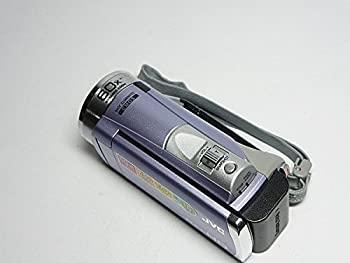 中古 今だけ限定15%OFFクーポン発行中 JVCKENWOOD JVC ビデオカメラ EVERIO GZ-E345 フローラルバイオレット GZ-E345-V 卓抜 内蔵メモリー16GB