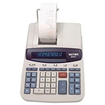 【送料0円】 【】vct26402???Victor 26402?Commercial印刷電卓, 信濃町 9f66875b