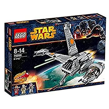中古 レゴ LEGO スター ウォーズ 75050 格安 価格でご提供いたします セール特別価格 Bウイング