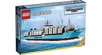 中古 LEGO 安売り 10241 Maersk クリエイター Triple-E 激安☆超特価 レゴ Line