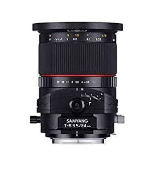 売れ筋商品 【】SAMYANG 単焦点ティルトシフトレンズ T-S 24mm F3.5 ソニー αE用 885670, and-a-stnd d3b7c7a3