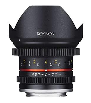 【特別セール品】 【】Rokinon Cine cv12?m-fx 12?mm t2.2?Cineレンズfor Fujifilm x-mountカメラ, 掛け時計 専門店 allclocks 20360ef7