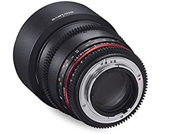 割引 【】SAMYANG サムヤン 85mm T1.5 VDSLR AS IF UMC II Sony α用 Black, ヒガシオオサカシ f4c2e618