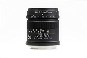 【安心発送】 【】KIPON 単焦点レンズ IBERIT (イベリット) 50mm f / 2.4レンズfor Sony E Frosted Black(つや消し ブラック), コローナ フリーランス 87e5b6bf