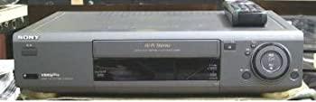 中古 SONY 正規認証品!新規格 VHS ビデオデッキ SLV-FX11 物品