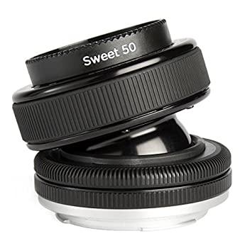【新発売】 【】Lensbaby 単焦点レンズ コンポーザープロ スウィート50 50mm F2.5 ソニー Aマウント フルサイズ対応 859810, ブルーマート a9df7bac