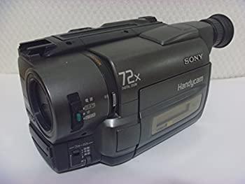 【中古】SONY CCD-TRV45K ビデオカメラレコーダー 8mm video8 ソニー