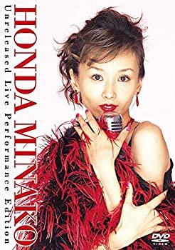 卓出 高品質 中古 本田美奈子.30周年メモリアルディスク 命をあげよう Unreleased DVD LIVE edition performance
