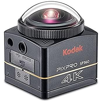 【中古】コダック アクションカメラ PIXPRO SP360 4K
