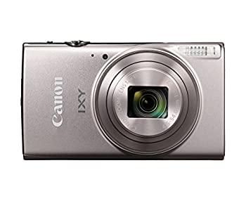 中古 Canon キヤノン コンパクトデジタルカメラ SL シルバー IXY650 品質検査済 光学12倍ズーム 買物