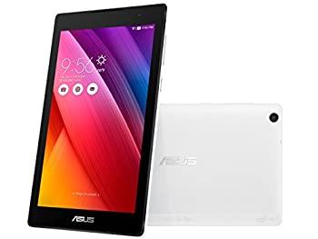 中古 エイスース 流行のアイテム タブレットパソコン ZenPad C 7.0 ホワイト Z170C-WH16 Wi-Fiモデル お洒落