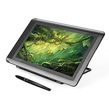 値引 【】HUION 15.6インチタッチ機能搭載液晶ペンタブレット フルHD 液タブ KAMVAS GT-156HD, スチールプラザ 5701a71c