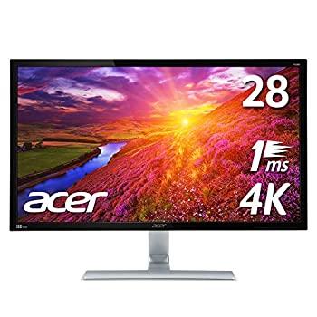 Acer 4K モニター ディスプレイ RT280Kbmjdpx 28インチ 3840x2160 TN 1ms スピーカー内蔵Nnm08w