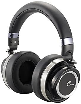 中古 アウトレット オーム電機 AudioComm ハイレゾ対応ヘッドホン H1000 レギュラー ブラック 品番 HP-H1000N 03-1100 発売モデル