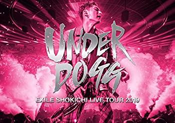 中古 EXILE SHOKICHI LIVE TOUR 2019 UNDERDOGG DVD2枚組 永遠の定番モデル 購入