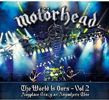 期間限定今なら送料無料 中古 World Is Ours 2 値下げ DVD Import