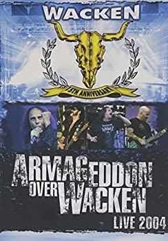 時間指定不可 売買 中古 Armageddon Over Wacken Import Live DVD 2004