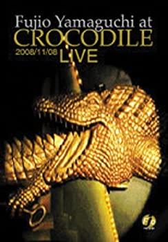 中古 山口冨士夫 at 希少 CROCODILE LIVE 11 08 DVD 希望者のみラッピング無料 2008